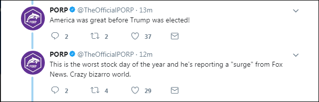 0003 Trump Brags About Positive Fake News Report On Twitter & Gets Eaten Alive Instantly Domestic Policy Donald Trump Economy Politics Top Stories