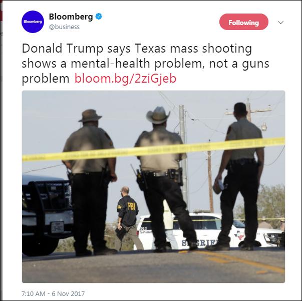 1112 Psychologists Respond To Trump's Mental Health/ TX Shooting Remarks Perfectly Crime Donald Trump Gun Control Healthcare Media Politics Top Stories