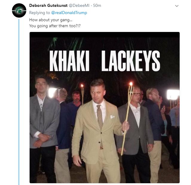 2017-11-17-11_00_07-Program-Manager Trump Tweets Friday AM MS-13 Gang Video & Karma Arrives In Seconds (IMAGE) Donald Trump Featured Nazis Politics Racism Social Media Top Stories Violence