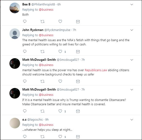 333332 Psychologists Respond To Trump's Mental Health/ TX Shooting Remarks Perfectly Crime Donald Trump Gun Control Healthcare Media Politics Top Stories