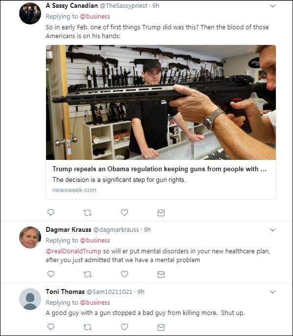 999991 Psychologists Respond To Trump's Mental Health/ TX Shooting Remarks Perfectly Crime Donald Trump Gun Control Healthcare Media Politics Top Stories