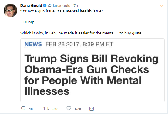 aaaaa2 Psychologists Respond To Trump's Mental Health/ TX Shooting Remarks Perfectly Crime Donald Trump Gun Control Healthcare Media Politics Top Stories