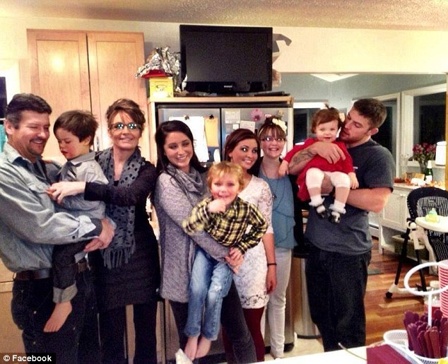 1412882924705_wps_3_The_Palin_Family_A_weeken JUST IN: Alleged Sarah Palin Domestic Violence Scandal Announced; Christmas Is Cancelled Child Abuse Crime Featured Politics Sexism Top Stories