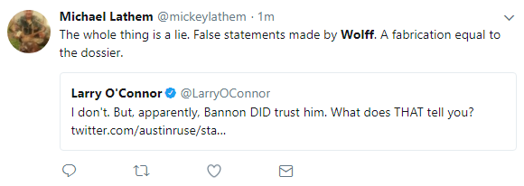2018-01-04-08_54_45-News-about-wolff-on-Twitter Bannon Book Author Drops Tape Bombshell That Has Trump Firing Up His Legal Team Corruption Donald Trump Election 2016 Featured Politics Russia Top Stories