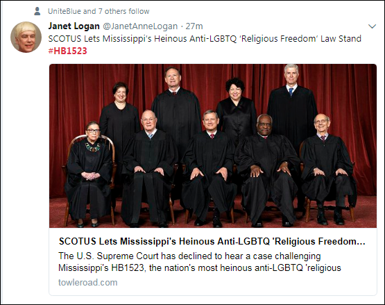 B18 Supreme Court Hands Down Ultimate Decision On LGBT Rights - Conservatives Are Livid Civil Rights Corruption Politics Top Stories