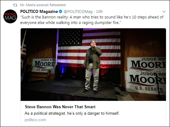 b24 Fox News Makes A Steve Bannon Announcement That No One Saw Coming (DETAILS) Donald Trump Media Politics Top Stories