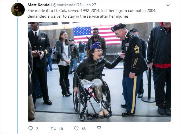 a35 Wounded Black Hawk Pilot Senator Tammy Duckworth Just Took On Trump Like A Boss Corruption Domestic Policy Donald Trump Election 2020 Politics Top Stories