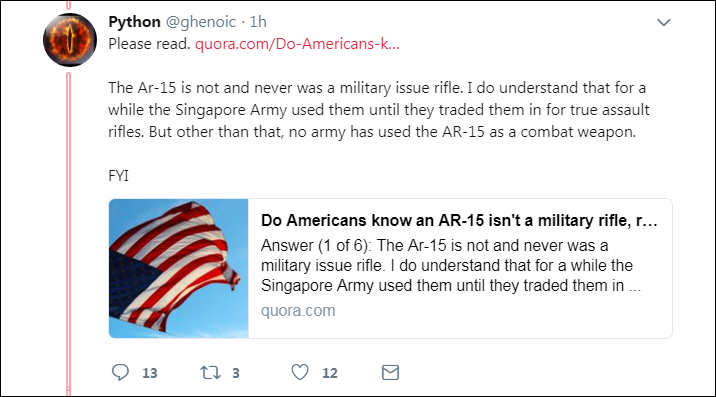 b25 Traumatized Survivor Tears Into Tomi Lahren On Twitter After School Shooting Remarks Corruption Crime Domestic Policy Politics Top Stories
