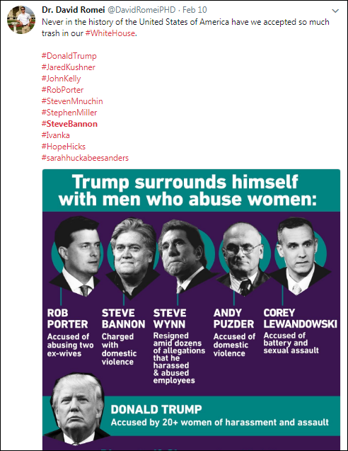 c15 Bannon Presidential Career Announcement Goes Viral - Trump's Twitter Finger Twitches Donald Trump Election 2020 Politics Top Stories