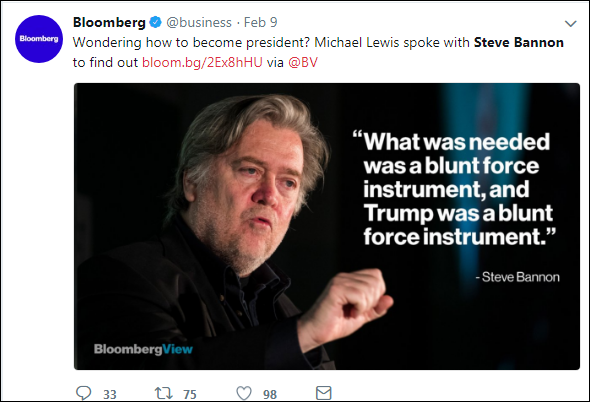 e8 Bannon Presidential Career Announcement Goes Viral - Trump's Twitter Finger Twitches Donald Trump Election 2020 Politics Top Stories