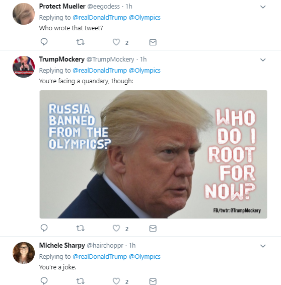 eight Trump Continues Wednesday Tweet-Spree With Ridiculous Move To Make Kim Jong Mad Donald Trump Politics Social Media Top Stories