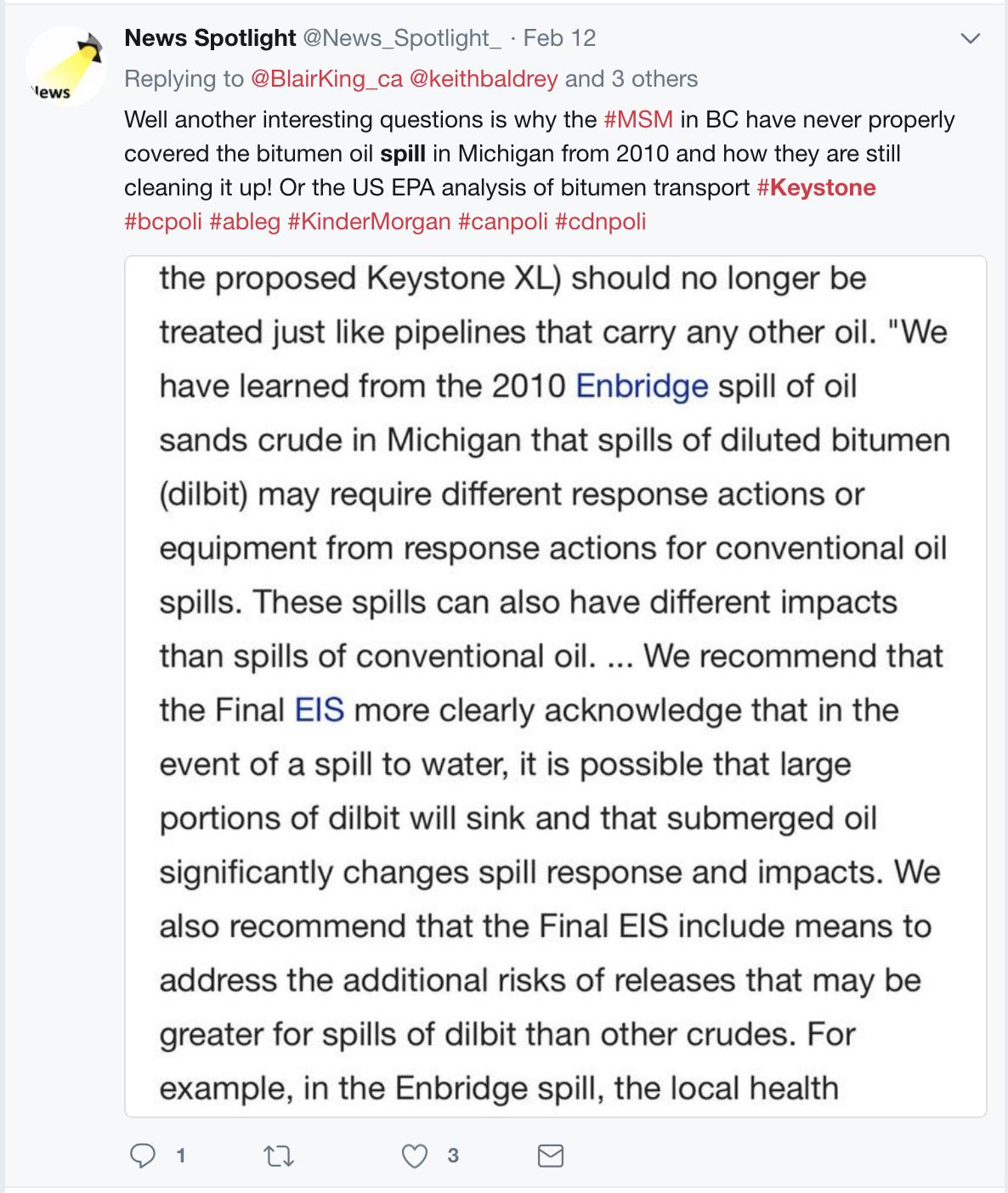 Screen-Shot-2018-03-13-at-9.00.28-AM BREAKING: Keystone Pipeline Bursts Spreading Mass Devastation As Trump Watches Fox Corruption Crime Donald Trump Environment Politics Top Stories