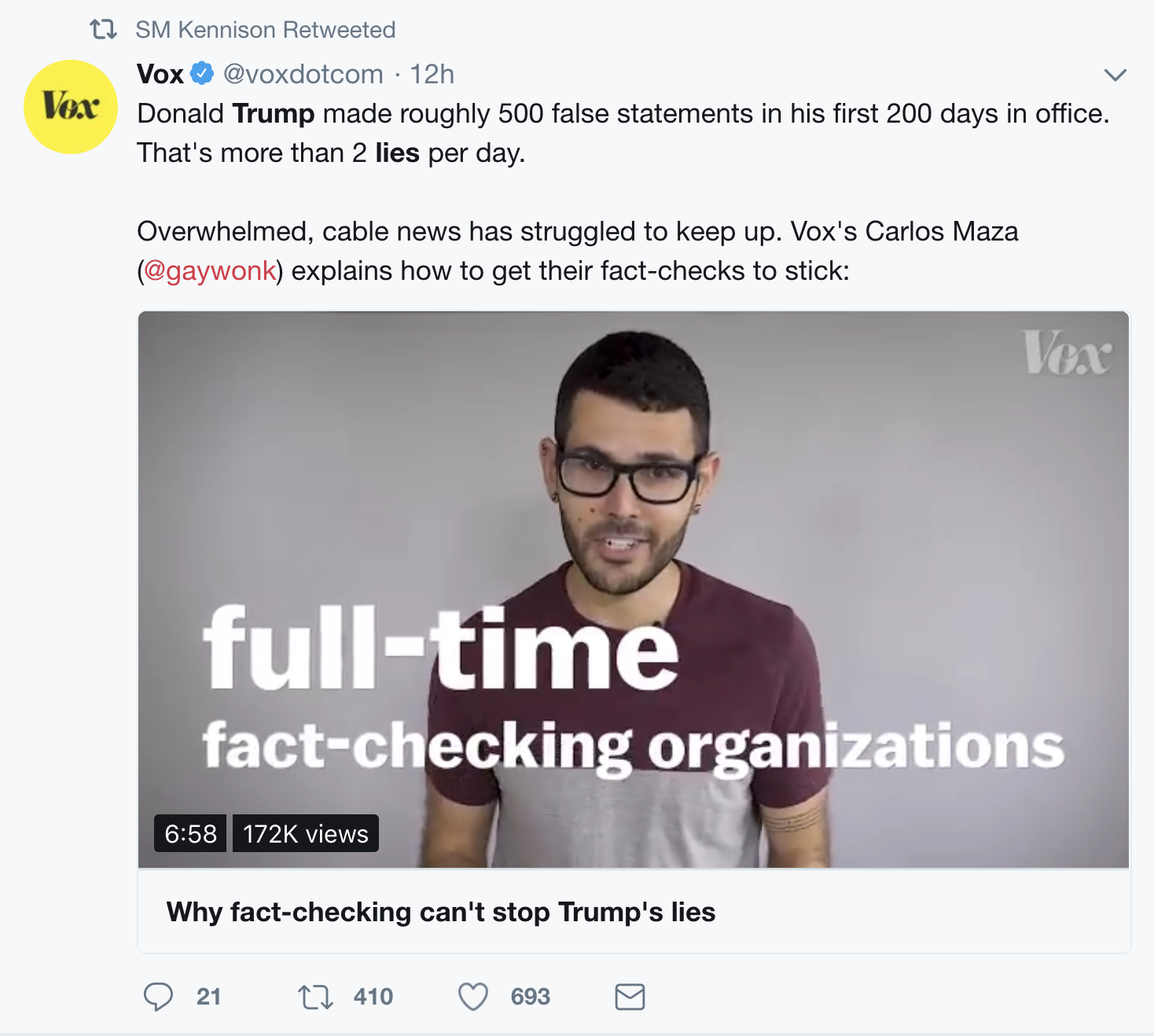 Screen-Shot-2018-04-22-at-10.37.49-AM Trump Humiliated; Lies About Being A 'Ladies Man' In School Exposed & It's Hilarious Corruption Donald Trump Politics Top Stories
