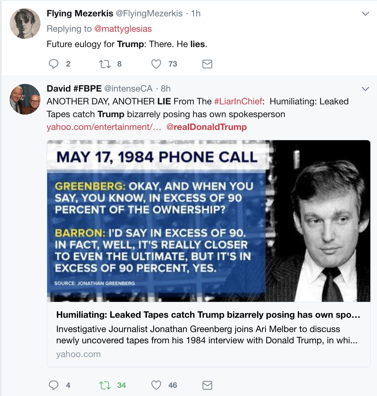 Screen-Shot-2018-04-22-at-10.38.06-AM Trump Humiliated; Lies About Being A 'Ladies Man' In School Exposed & It's Hilarious Corruption Donald Trump Politics Top Stories