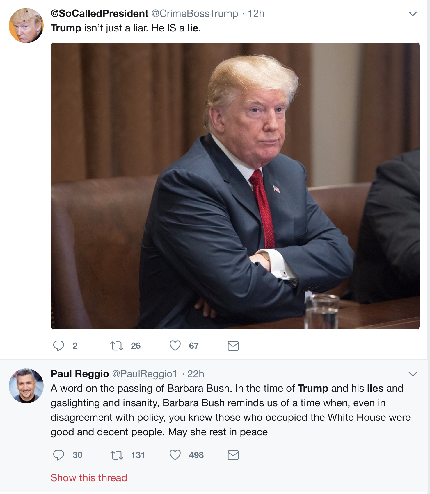 Screen-Shot-2018-04-22-at-10.38.37-AM Trump Humiliated; Lies About Being A 'Ladies Man' In School Exposed & It's Hilarious Corruption Donald Trump Politics Top Stories