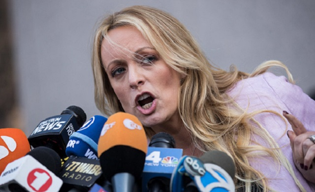 Stormy Daniels Responds To Roseannes Anal Porn Jab Like A