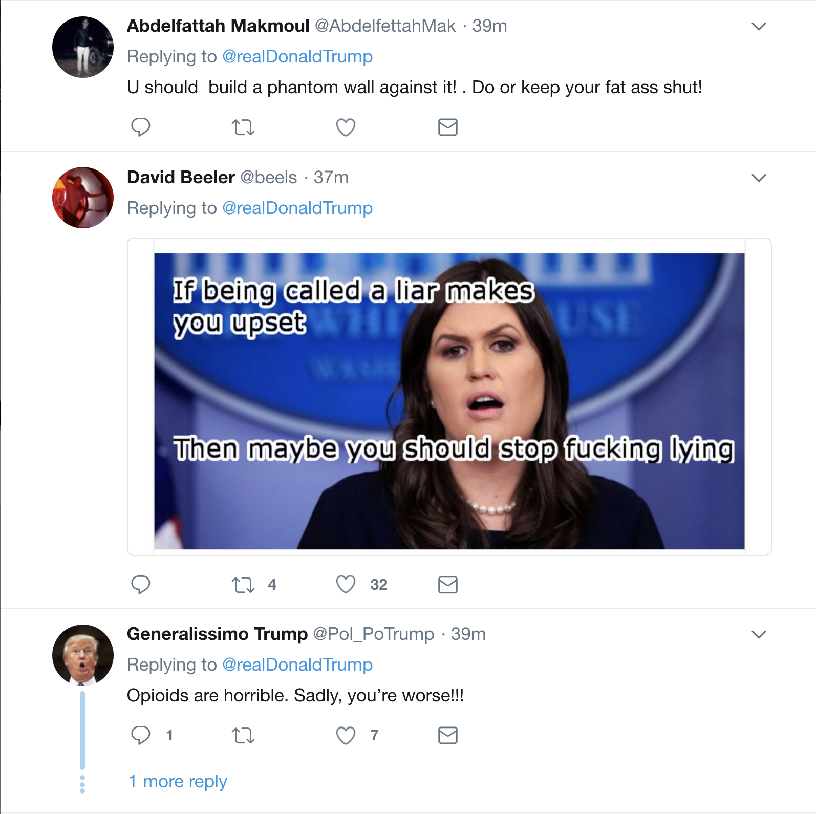 Screen-Shot-2018-05-07-at-1.04.15-PM Trump Plays President On Twitter & His Acting Job Is Just Awful - Internet Slays Instantly Corruption Crime Domestic Policy Donald Trump Healthcare Politics Top Stories