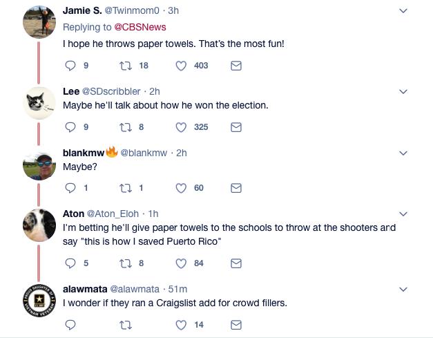 Screenshot-at-May-31-14-15-20 Trump Just Disrespected Shooting Victims During A Trip To Visit Santa Fe Kids (VIDEO) Donald Trump Featured Gun Control Politics Shooting Top Stories Videos