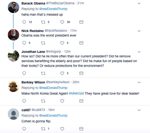 Screenshot-at-Jun-14-08-57-44 Trump Gloats During Thursday AM Pat On The Back Tweet Like An Embarrassment Donald Trump Economy Featured Politics Top Stories