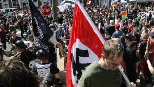 Nazis-Storm-Charlottesville-Virginia.-Image-via-Flickr-300x171 FBI Confirms Russian Meddling Contributed To Heather Heyer's Murder In Charlottesville Alt-Right Donald Trump Nazis Protest Racism