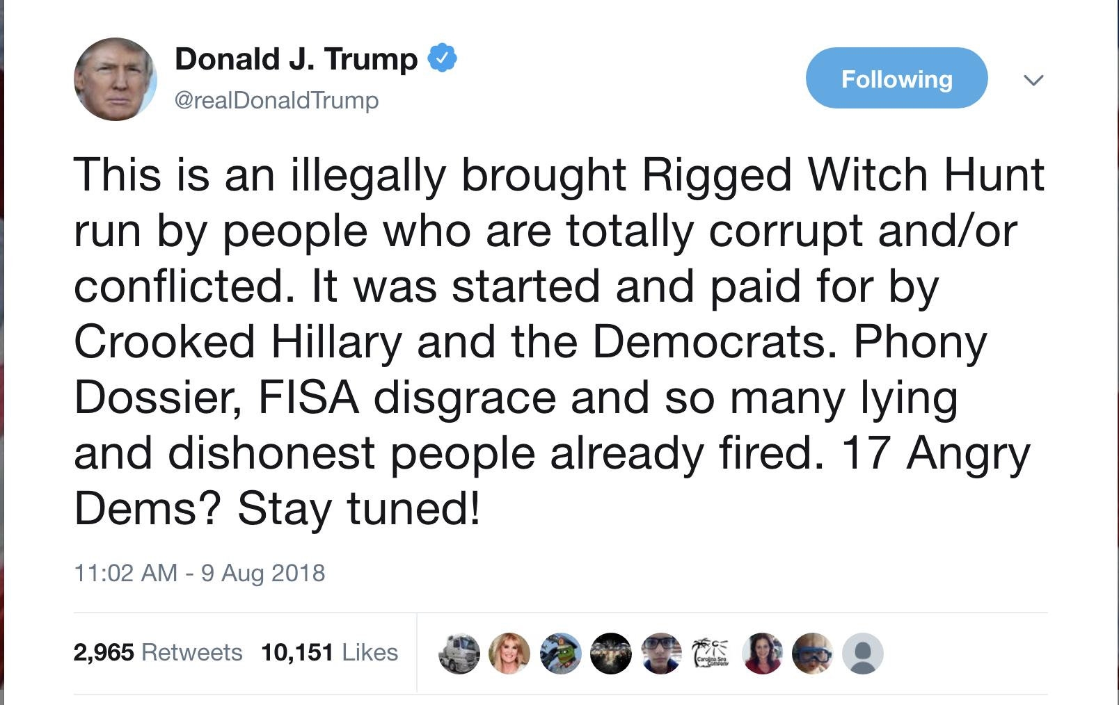 Screen-Shot-2018-08-09-at-11.16.48-AM Trump Has Mega Mueller Meltdown On Twitter After Thursday AM Court Revelations Corruption Crime Donald Trump Mueller Politics Russia Science Top Stories