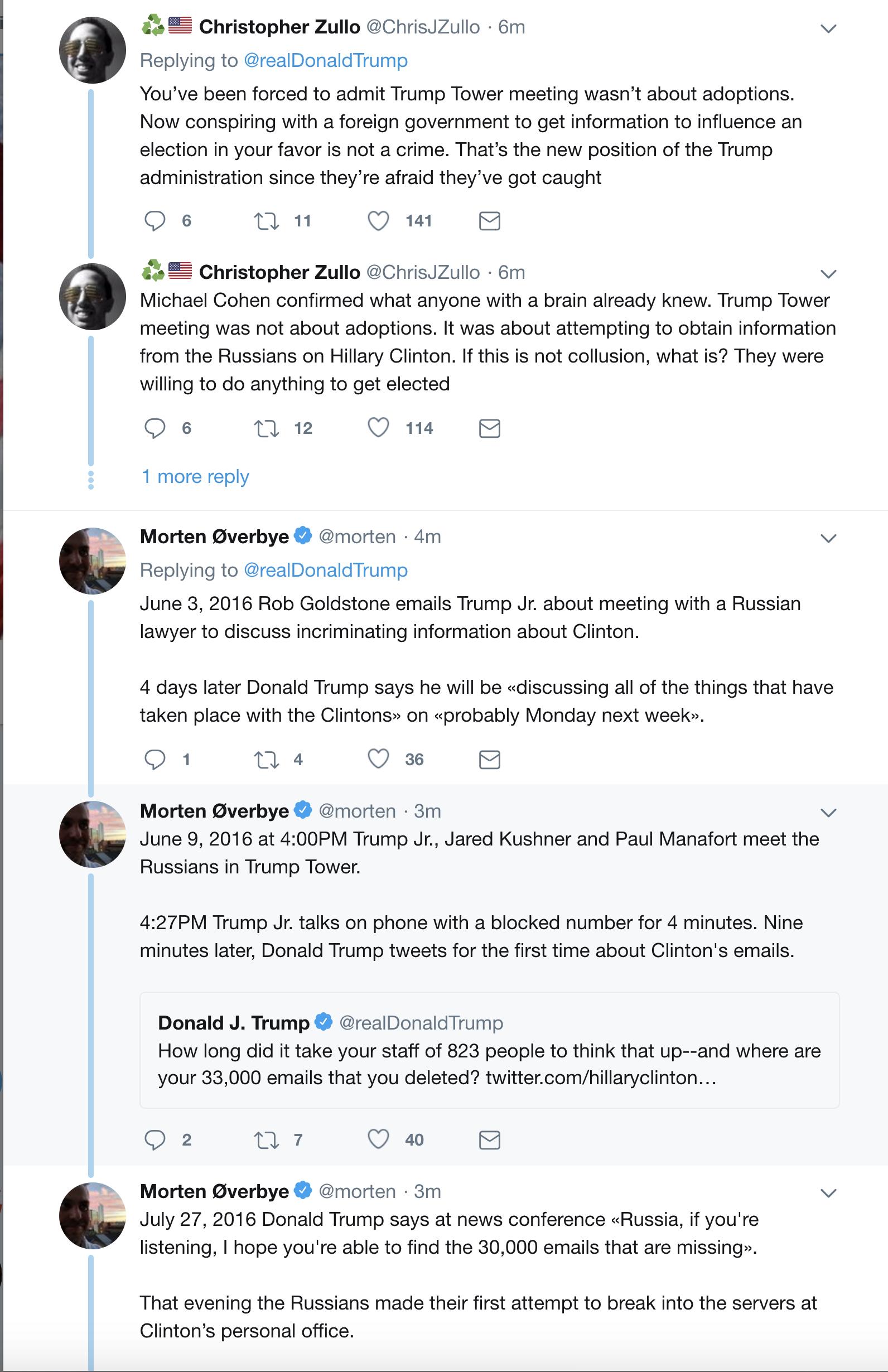 Screen-Shot-2018-08-09-at-11.18.51-AM Trump Has Mega Mueller Meltdown On Twitter After Thursday AM Court Revelations Corruption Crime Donald Trump Mueller Politics Russia Science Top Stories