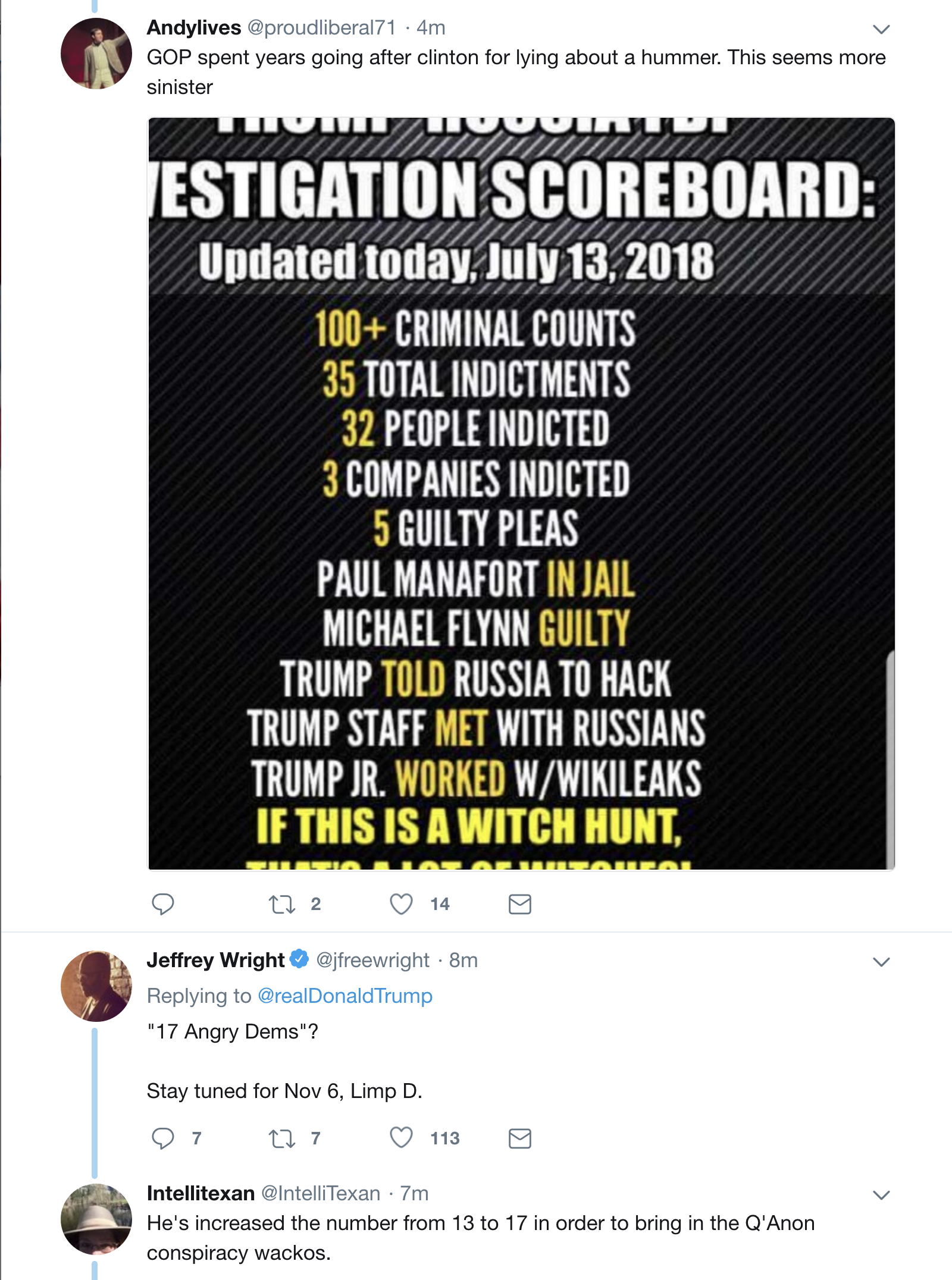 Screen-Shot-2018-08-09-at-11.19.06-AM Trump Has Mega Mueller Meltdown On Twitter After Thursday AM Court Revelations Corruption Crime Donald Trump Mueller Politics Russia Science Top Stories