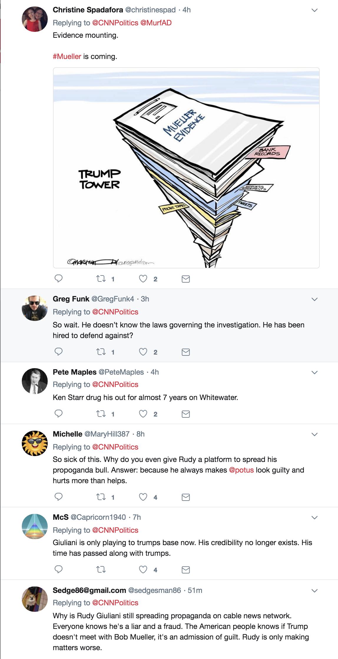 Screen-Shot-2018-08-12-at-3.07.13-PM Trump Legal Team Announces End Date For Russia Investigation On Sunday TV Corruption Crime Donald Trump Mueller Politics Russia Top Stories