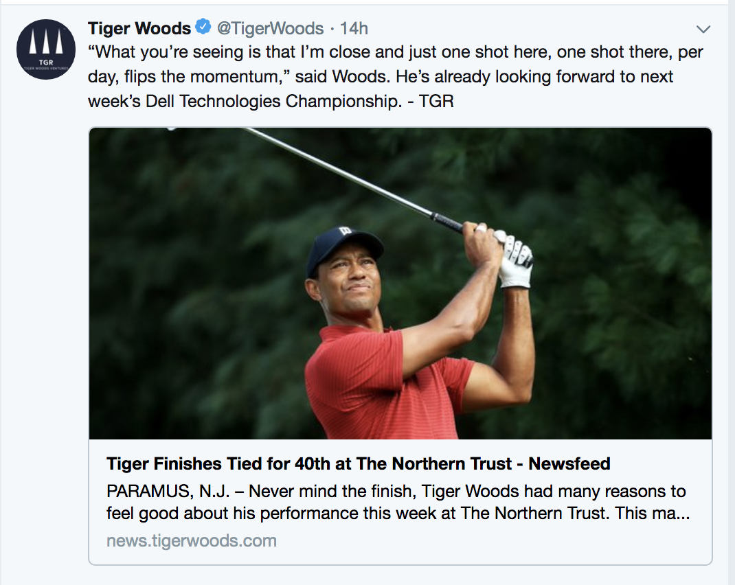 Screen-Shot-2018-08-27-at-9.10.01-AM Trump Goes Off On Twitter About Golfer Tiger Woods Like An Escaped Mental Patient Celebrities Donald Trump Politics Sports Top Stories