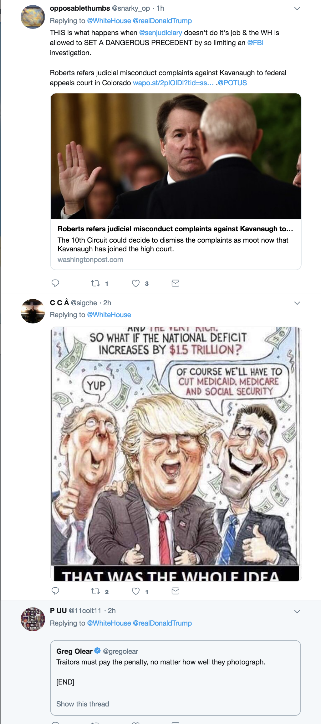 Screen-Shot-2018-10-11-at-3.17.14-PM Trump Tweets Video About Signing Law To Protect Musicians & Gets Eaten Alive Donald Trump Economy Hollywood Music Politics Television Top Stories Videos