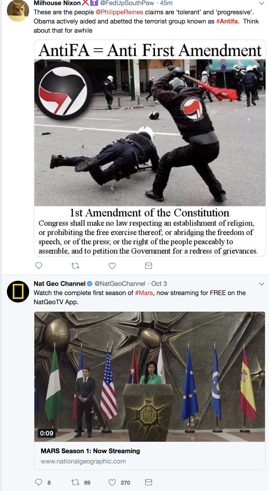 Screen-Shot-2018-10-22-at-12.37.23-PM Trump Supporters Pranked Into Showing Up For Fake Protest & It's Hilarious Activism Alt-Right Corruption Politics Top Stories