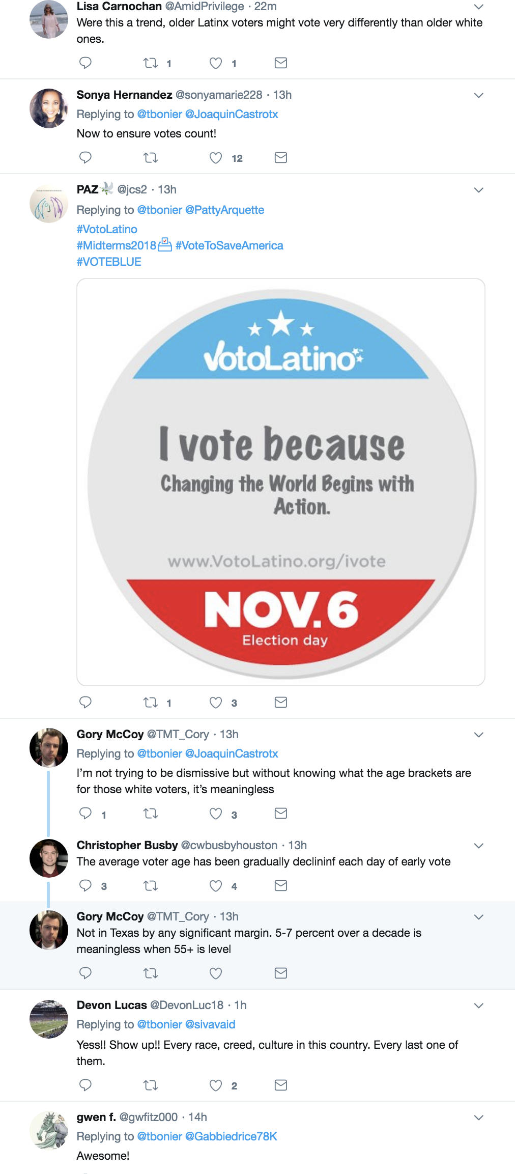 Screen-Shot-2018-10-30-at-12.45.23-PM O'Rourke Voters Under 30 Just Had A Turnout That Could Change Election Results Donald Trump Election 2018 Politics Top Stories