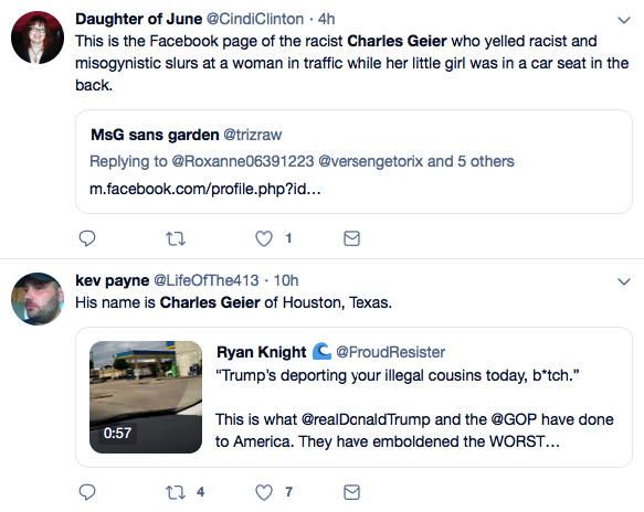 Screenshot-at-Oct-26-19-50-50 Gay Trump Supporter Abuses Hispanic Woman, Then Karma Gets Him (VIDEO) Featured Politics Racism Top Stories Videos