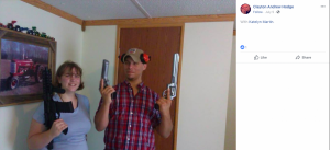 Clayton_Hodge_and_Katelyn_Martin_posing_with_guns-1200x549-300x137 Local Nazi Group  Harasses Jewish Synagogue In Pittsburgh (DETAILS) Alt-Right Featured Nazis Racism Terrorism Top Stories