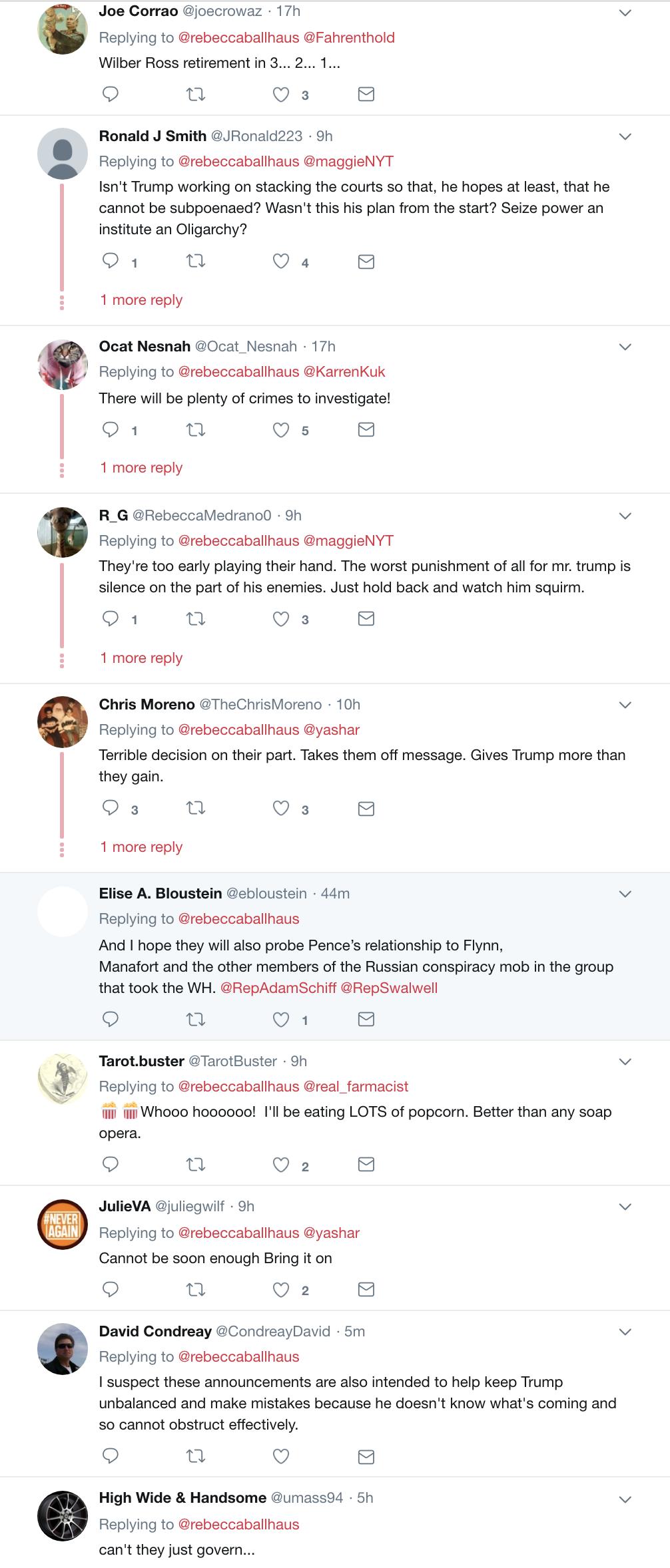 Screen-Shot-2018-11-12-at-8.12.01-AM Democrats Unveil 77 Subpoenas That Have Republicans Shook (DETAILS) Corruption Crime Donald Trump Mueller Russia Top Stories