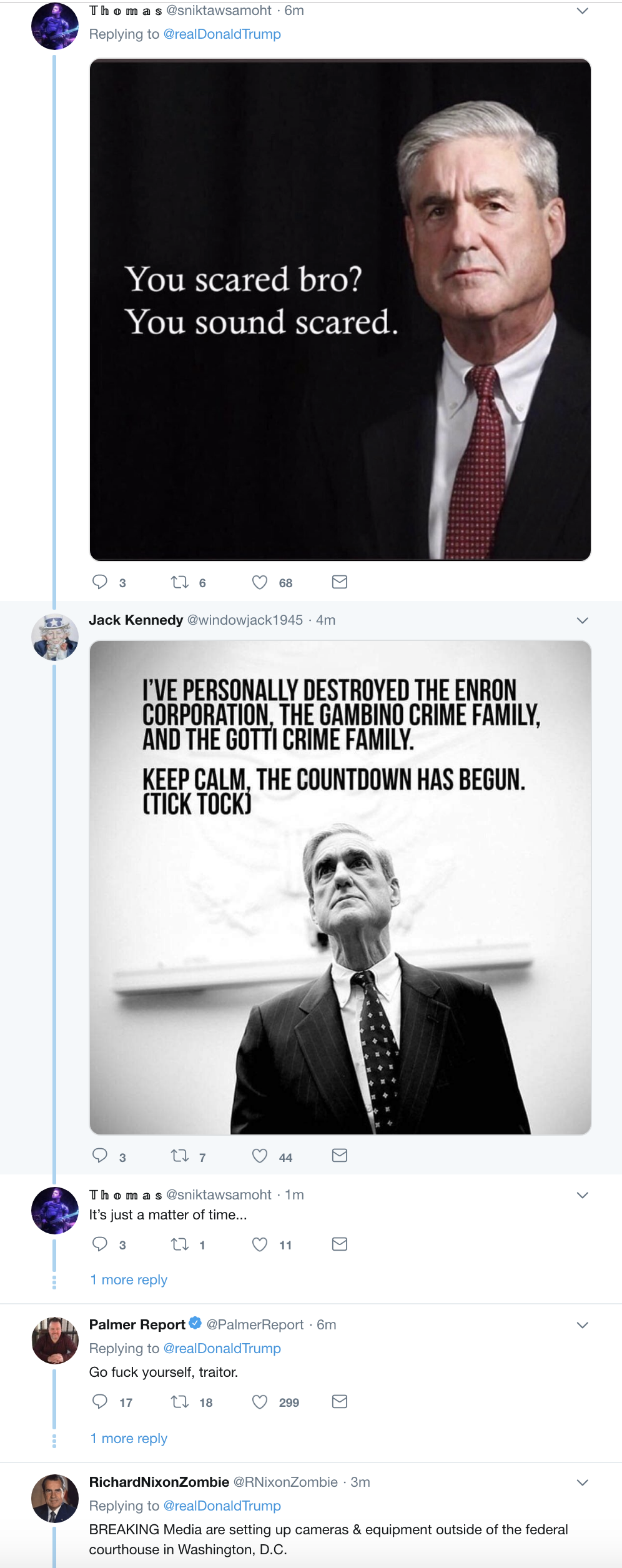 Screen-Shot-2018-11-13-at-10.44.34-AM Trump Tweets About Florida Recount In Desperate Attempt To Sway Outcome Corruption Crime Donald Trump Election 2018 Election 2020 Politics Top Stories