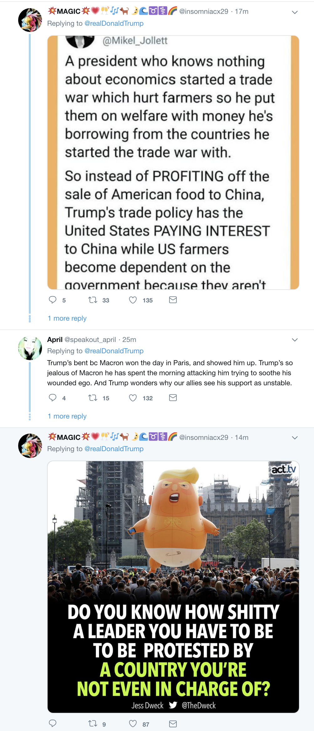 Screen-Shot-2018-11-13-at-8.01.38-AM Trump Viciously Attacks President Of France In Mentally Ill Morning Harangue Corruption Donald Trump Foreign Policy Politics Top Stories