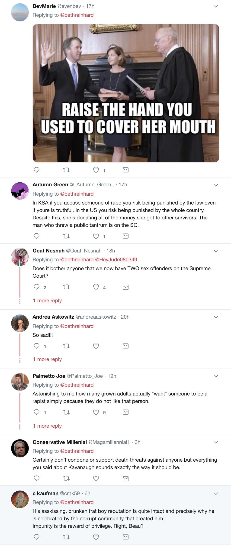 Screen-Shot-2018-11-28-at-1.54.42-PM WaPo Trolls Kavanaugh In Most Hilarious Way Imaginable - GOP Snowflakes Melt Corruption Donald Trump Feminism Politics Sexual Assault/Rape Supreme Court Top Stories