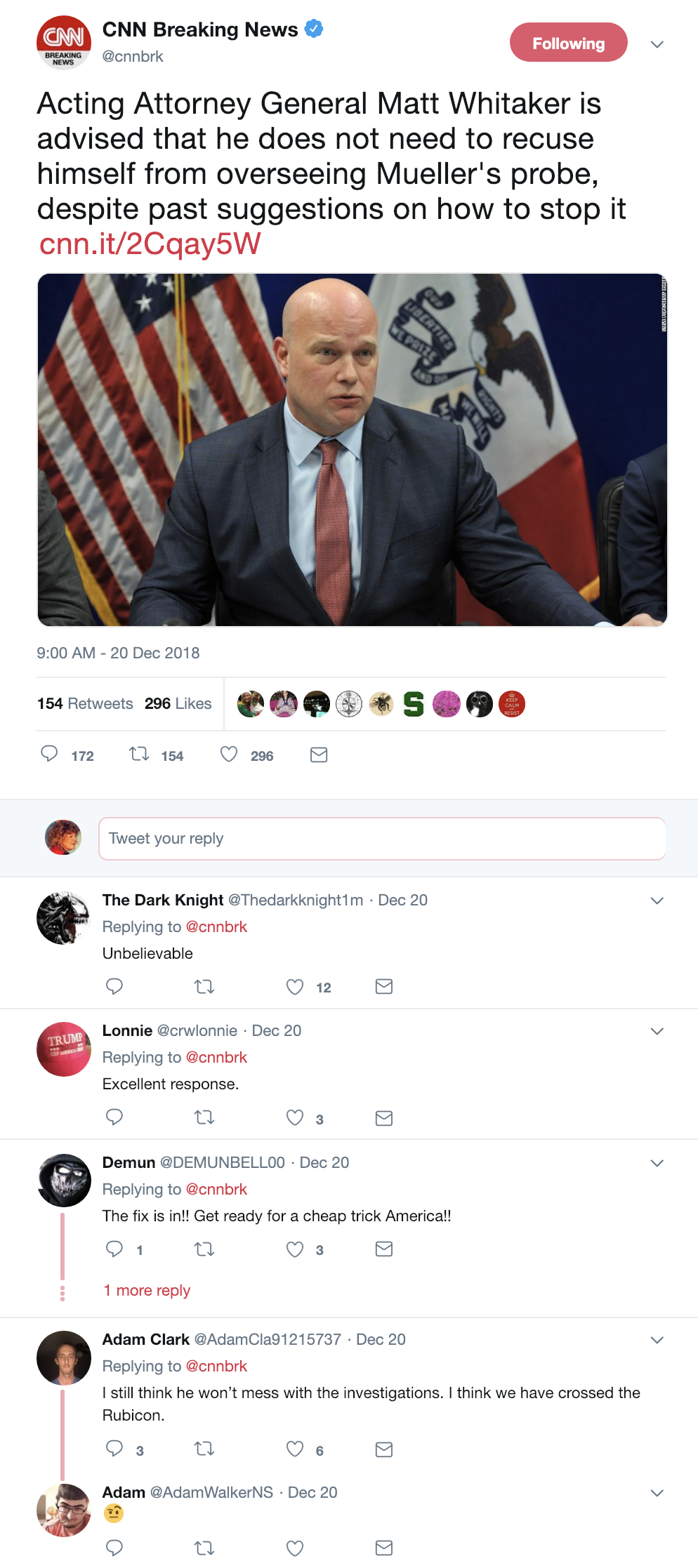 Screen-Shot-2018-12-24-at-10.00.15-AM.png?zoom=2 Adam Schiff Goes On CNN & Makes Bypass Of Matt Whitaker Statement To America Corruption Crime Donald Trump Mueller Politics Robert Mueller Russia Top Stories