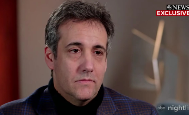 Former Trump Fixer Michael Cohen Says He Helped Jerry
