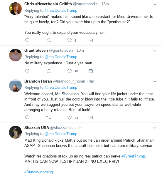 Screenshot-2018-12-23-at-12.18.39-PM Trump Tweets Vengeful James Mattis Message - He's Booting Him Early Donald Trump Politics Social Media Top Stories