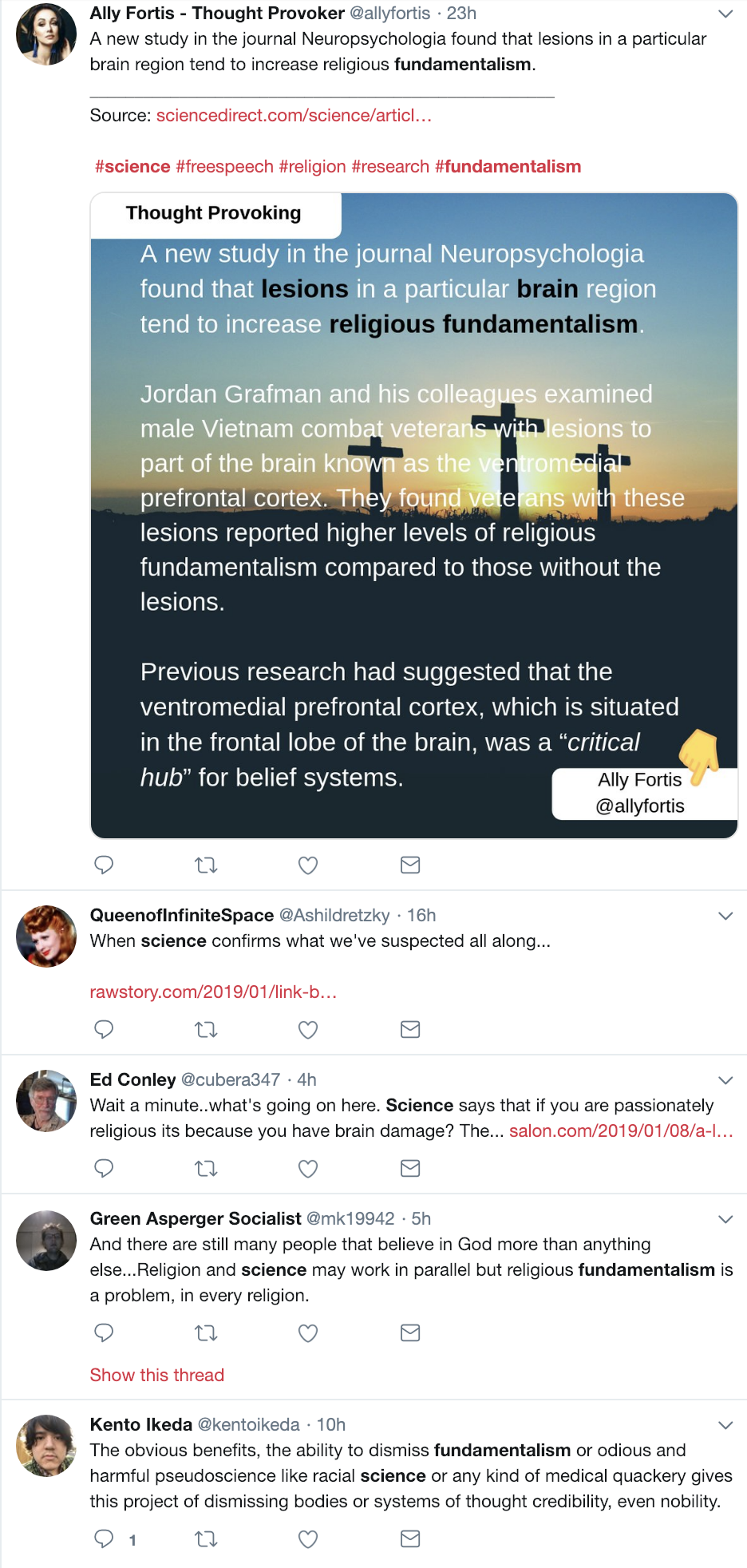 Screen-Shot-2019-01-09-at-11.48.01-AM Link Between Religious Nuts & Brain Damage Announced By Scientists (RESULTS) Politics Religion Science Top Stories
