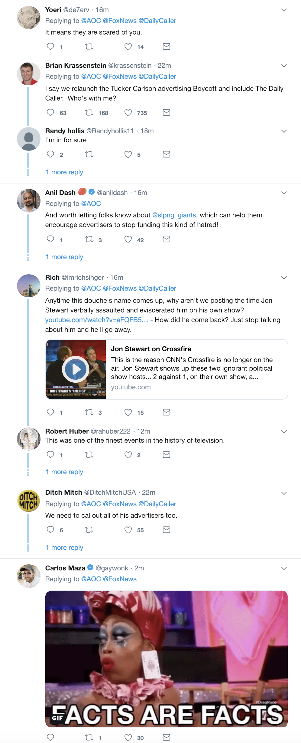 Screen-Shot-2019-01-10-at-8.44.39-AM Ocasio-Cortez Publicly Shames Tucker Carlson In Front Of Everyone During Thursday Take Down Corruption Crime Donald Trump Hate Speech Media Nazis Politics Racism Top Stories
