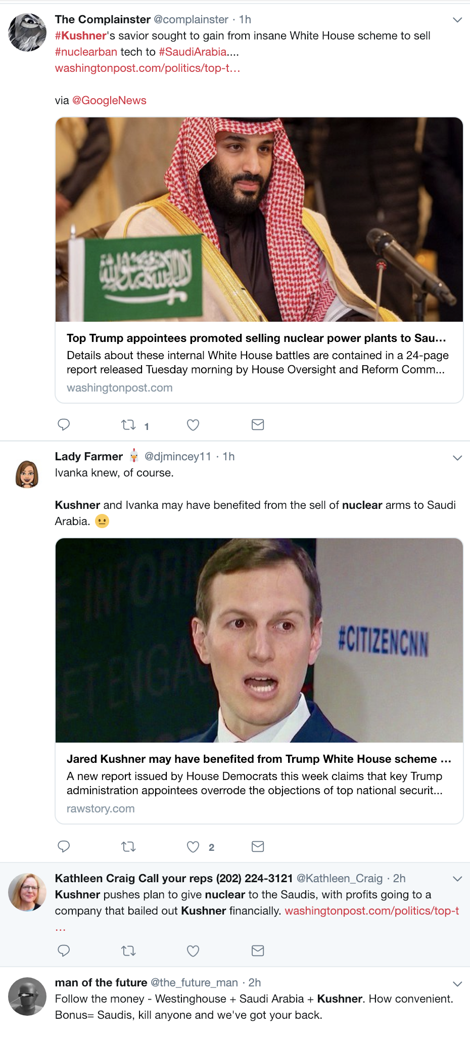 Screen-Shot-2019-02-19-at-1.28.40-PM Whistleblower Report Unravels Jared Kushner's Saudi Nuclear Scheme Corruption Crime Donald Trump Foreign Policy Gun Control Human Rights Military National Security Politics Top Stories
