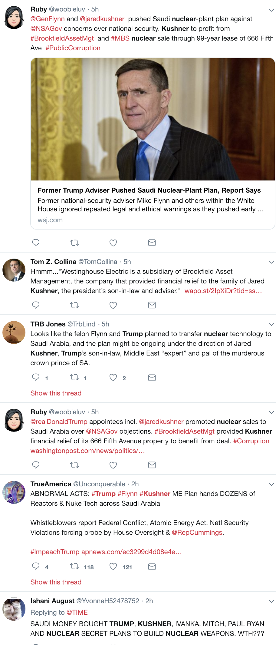 Screen-Shot-2019-02-19-at-3.09.32-PM House Oversight Committee Announces New Trump Family Probe Corruption Crime Donald Trump Gun Control Military Politics Top Stories