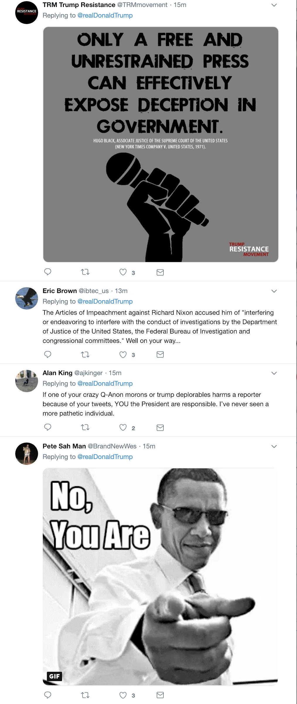 Screen-Shot-2019-02-20-at-8.35.37-AM Trump Continues AM Tweet-Attacks, Puts NY Times In Direct Danger Corruption Crime Donald Trump Media Mueller Politics Robert Mueller Russia Top Stories