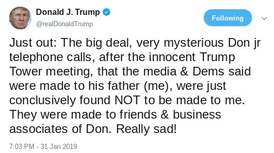 Screenshot-2019-02-07-at-6.46.02-PM Democrats To Subpoena Trump Tower Records - Junior Soils Himself Corruption Donald Trump Politics Top Stories
