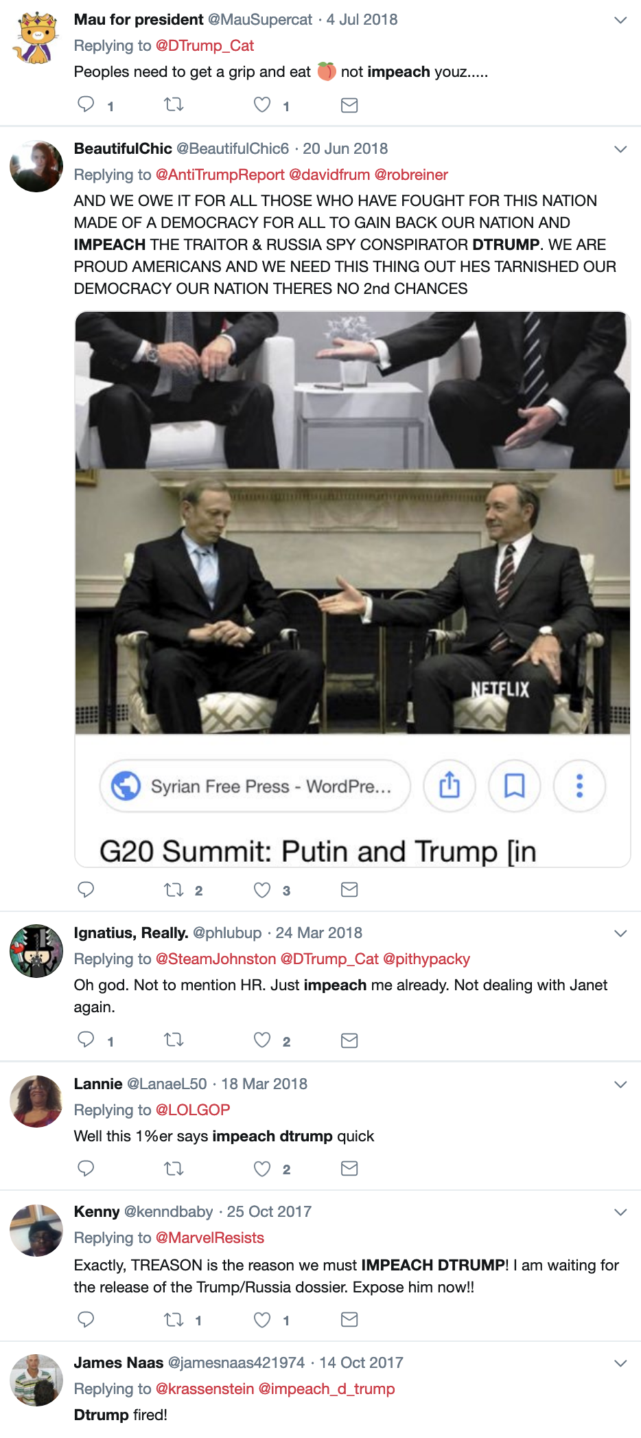 Screen-Shot-2019-03-06-at-1.34.51-PM.png?zoom=2 End Of March Trump Impeachment Announcement Silences W.H. & Fragile GOP Corruption Crime Domestic Policy Donald Trump Politics Top Stories