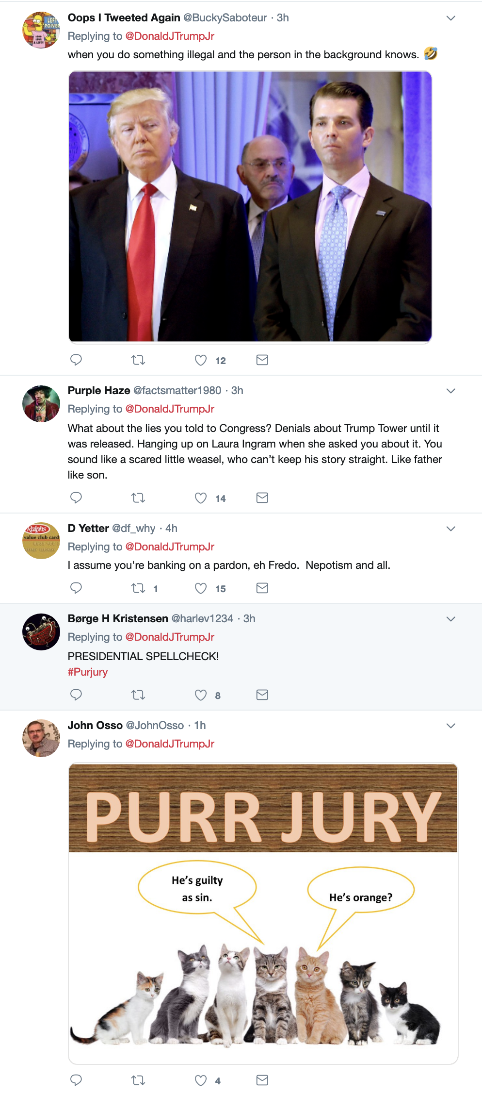 Screen-Shot-2019-03-07-at-1.09.50-PM Trump Jr. Shook Out Of Bed With News That Could Land Him In Prison Corruption Crime Donald Trump Election 2016 Mueller Politics Robert Mueller Russia Top Stories