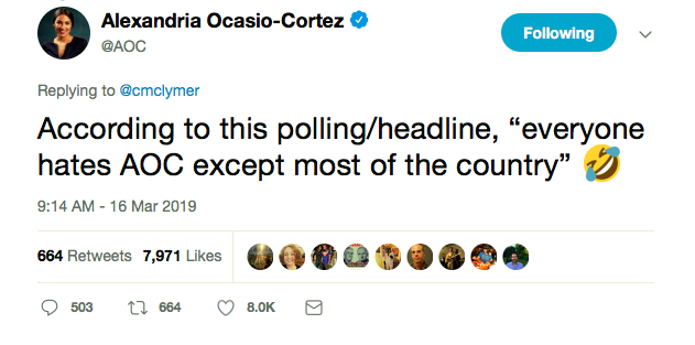 Screen-Shot-2019-03-16-at-1.23.15-PM AOC Humiliates Conservatives In Weekend Twitter Showdown Featured Politics Social Media Top Stories
